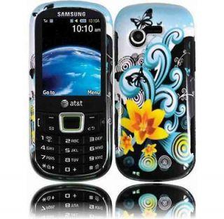 Straight Talk Samsung SGH S425G/Evergreen Slider Phone Cover Hard Case