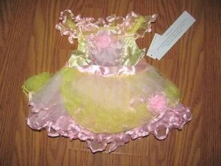 NEW  Baby Princess Belle Halloween Costume Size 6 9 months