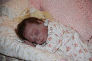 Lena Reborn Doll Sculpted and Reborned by Kimberly Lasher What a