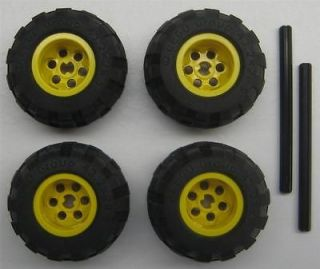 big lego wheels