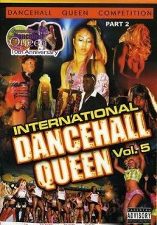 International Dancehall Queen [DVD New]