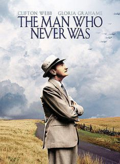 THE MAN WHO NEVER WAS [DVD] [FULL FRAME/WIDESCREEN]   NEW DVD