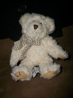 RUSS JOINTED TEDDY BEAR BYRON MINTY AND ADORABLE