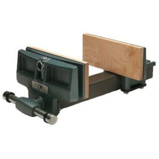, Pivot Jaw Woodworkers Vise   Rapid Acting, 4 x 7 Jaw WMH63144 NEW