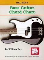 Bass Guitar Chord Chart NEW by William Bay