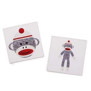 sock monkey in Holidays, Cards & Party Supply