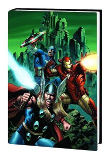 AVENGERS DISASSEMBLED IRON MAN THOR CAPTAIN AMERICA HARDCOVER Marvel