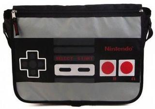 Nintendo NES CONTROLLER MESSENGER BAG Original Mario Video Game System