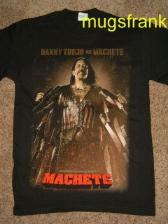 Machete Danny Trejo Movie T Shirt