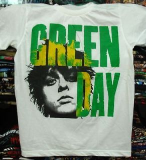 Green Day White Small T Shirt New Rare Pinhead Gunpowder Blink 182