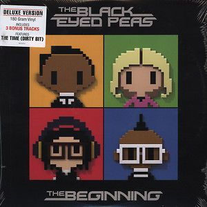 Black Eyed Peas   The Beginning Album 2LP (12 Vinyl)