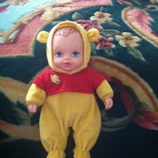 Lauer Water Baby With Original Winnie The Pooh Outfit 2002