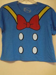 Disney Blue ( Daisy Duck Vintage Body Drawing) T shirt