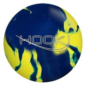 900 Global Hook Blue/Yellow 13 lbs Bowling Ball New In box