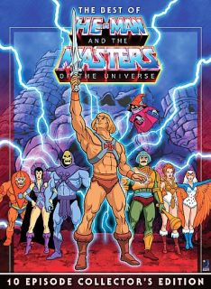 The Best of He Man and the Masters of the Universe   10 Episode