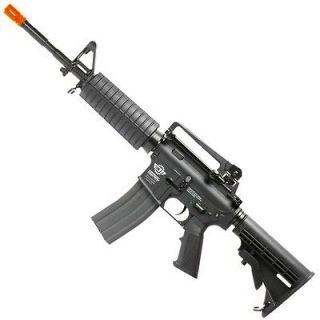 Combat Machines CM16 Carbine AEG Airsoft GC Series Rifle (Black)