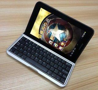 Newly listed Wireless Bluetooth Keyboard Case For Samsung Galaxy Tab2