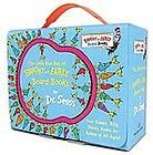 The Little Blue Box of Bright and Early Board Books by Dr. Seuss by Dr