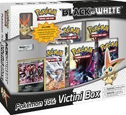 victini pokemon black white cards