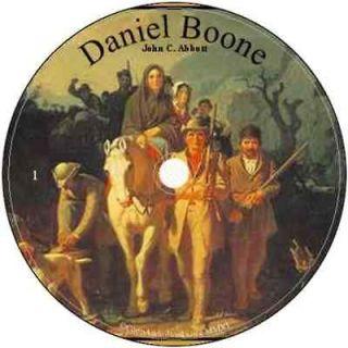 Newly listed Daniel Boone, John C. Abbott 1  CD audio book