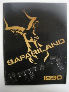 Safariland 1990 Law Enforcement Security Products Guns Duty Gear Mag