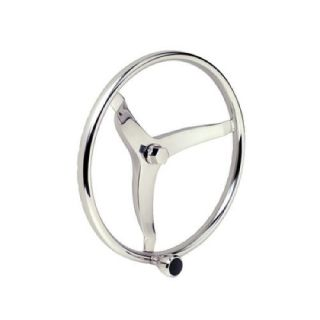 boat stainless steering wheel