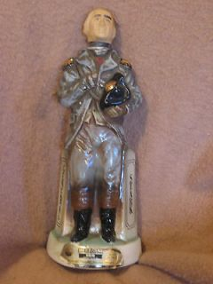 Empty General John Stark Kentucky Bourbon Whiskey Decanter