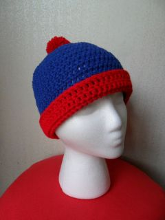South Park Inspired Stan Style Beanie Hat
