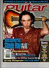 Guitar Player Magazine July 1986 Jimmie Vaughan