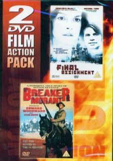 Final Assignment / Breaker Morant DVD