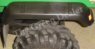 JOHN DEERE GATOR REAR FENDERS FITS 4X2 2 AM138787 10 R55326