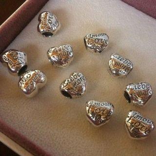 Charms Charm Bracelets heart charm pandora