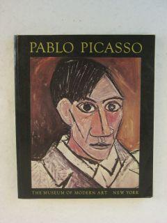 Pablo Picasso A Retrospective (Museum of Modern Art, New York) [1980]