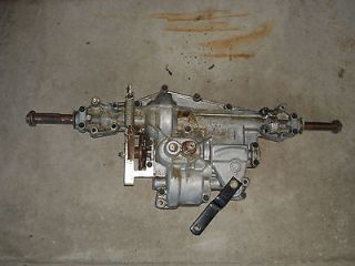 Peerless Transmission Transaxle Rear End 633A78 High Low Shift