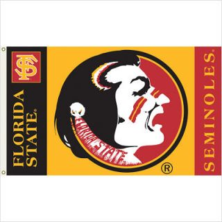 BSI Products Florida State Seminoles Flag with Grommets 95004