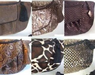 Mega DESIGNER FANNY PACK Waist Packs Bum Bag Purse