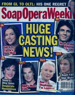 Rick Springfield, Christie Clark, Ronn Moss   November 1, 2005 Soap