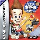 The Adventures of Jimmy Neutron, Boy Genius Jet Fusion Nintendo Game
