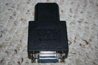 Snap on GA 1 cable adapter MT 2500 MTG 2500 SOLUS PRO MODIS Scanner