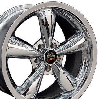 18 Rim Fits Mustang® Bullitt Wheel 05 Chrome18x9