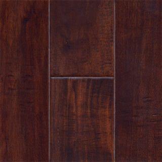 Discount Hardwood Flooring Sale 4.75 Hand Scraped Cabernet Acacia