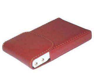 Leatherette Business Name Credit Card Holder Box Case B06Z