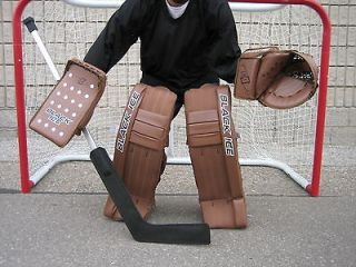 Adult Street Roller Hockey Goalie Pads