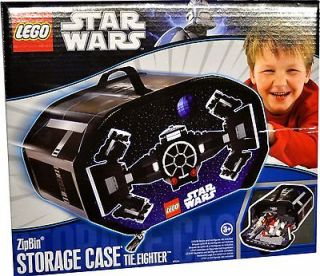 Neat Oh! Sturdy LEGO Star Wars Storage Organizer Zip Bin Case Toy Box