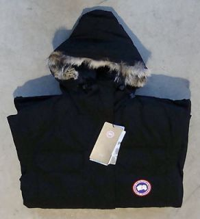 Canada Goose Womens Expedition Parka   Black   MD
