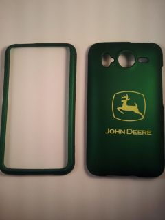 John Deere Green HTC Inspire G10 Faceplate Cover Case Snap On