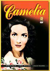 Camelia (DVD, 2005) Maria Felix, Jorge Mistral, in Espanol, B&W, 107