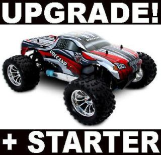 Volcano S30 Nitro Gas 4wd Off Road RC Truck RTR Buggy