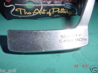 Scotty Cameron California Del Mar Putter   33