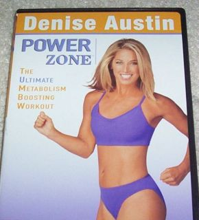 Power Zone Ultimate Workout DVD Fitness Exercise Cardio Strength